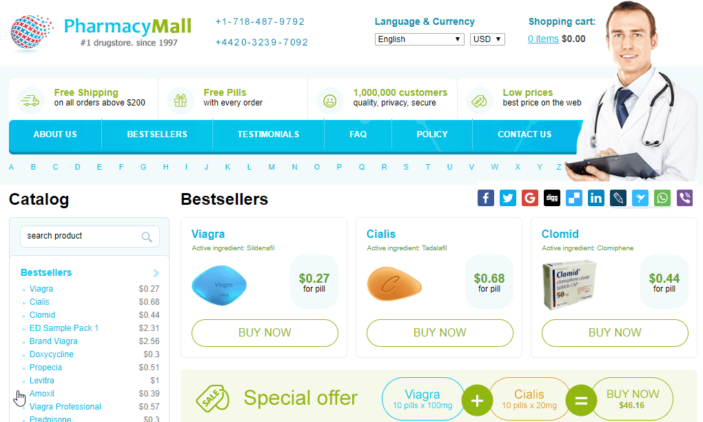 Cheap Pills Main Page